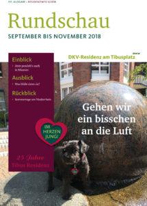 Hausmagazin Rundschau Ausgabe Sep 2018