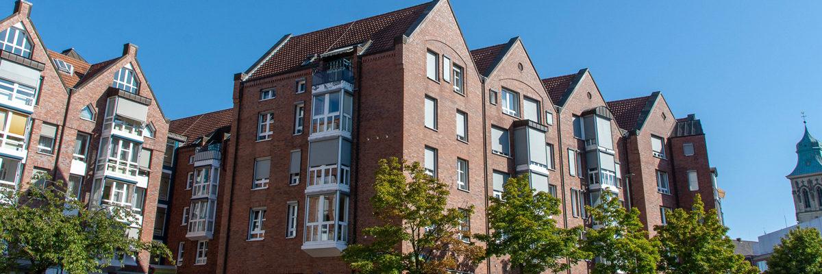 DKV-Residenz am Tibusplatz komfortables Seniorenwohnen in zentraler Lage